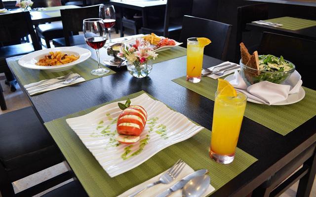 LaiLa Hotel CDMX, rico y variado menú para tu cena