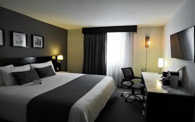 LaiLa Hotel CDMX, habitaciones bien equipadas