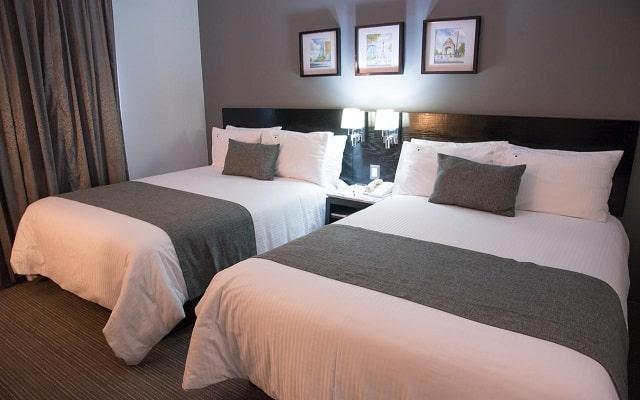 LaiLa Hotel CDMX, habitaciones llenas de confort
