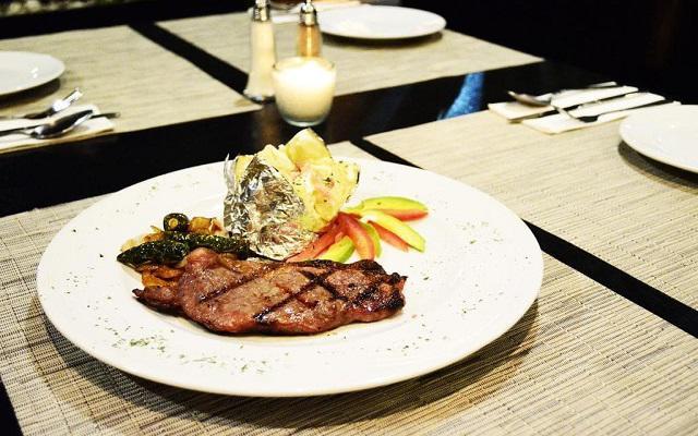 LaiLa Hotel CDMX, gastronomía de calidad