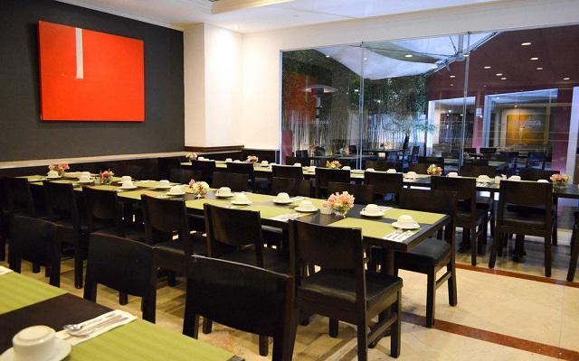 LaiLa Hotel CDMX, Restaurante La Terraza