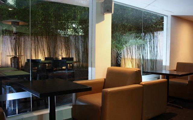 LaiLa Hotel CDMX, Lobby