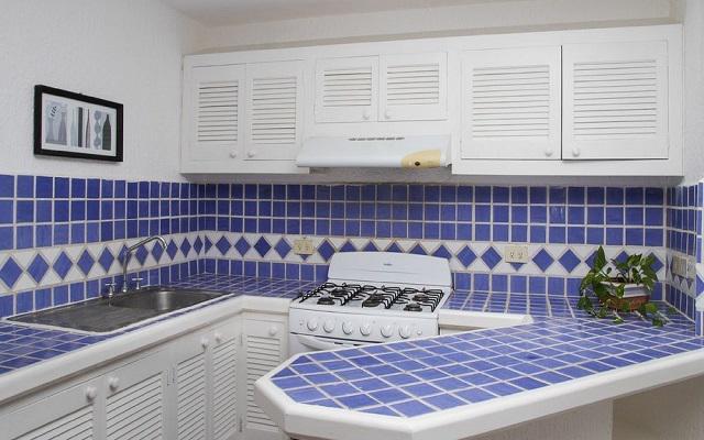 Las suites incluyen cocina y utensilios