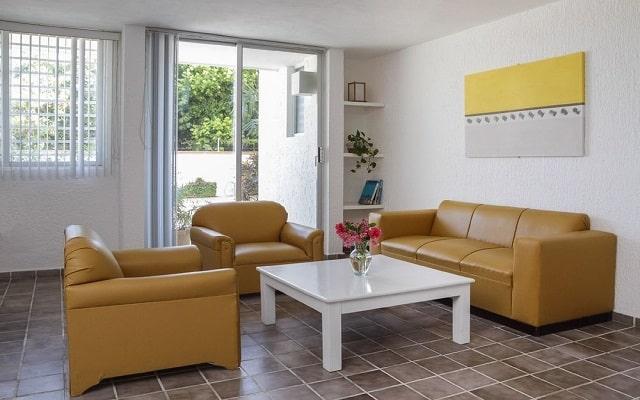 Las Gaviotas Hotel and Suites, habitaciones bien equipadas