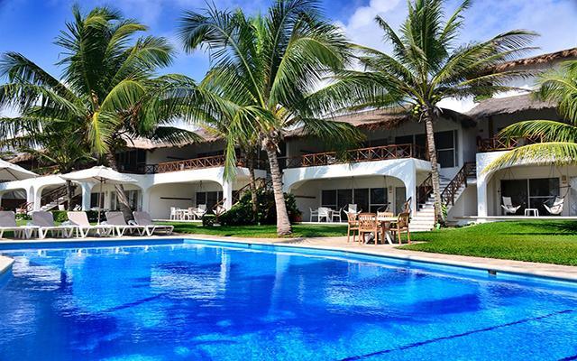 Hotel Las Villas Akumal, disfruta de su alberca al aire libre