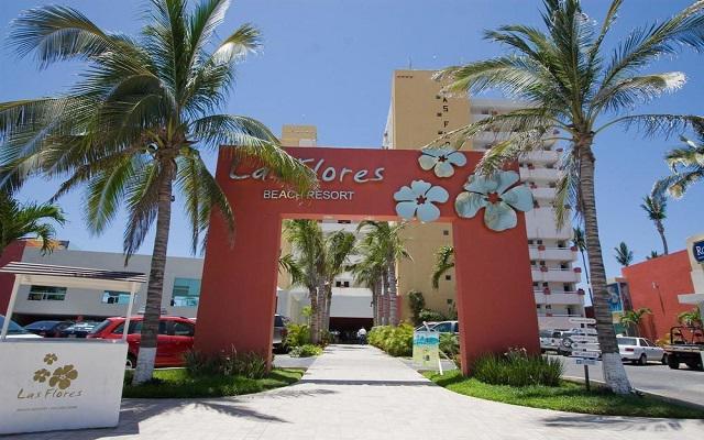 Las Flores Beach Resort en Zona Dorada