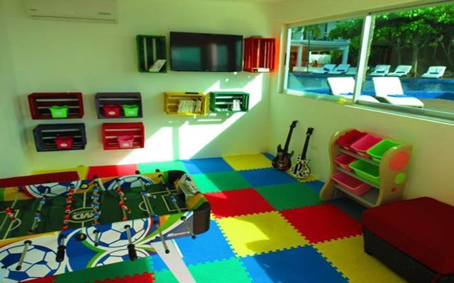 Le Reve Hotel and Spa, ofrece un club de niños