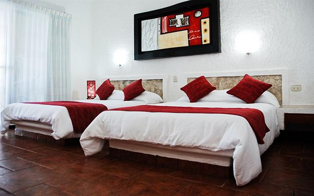 LM Hotel Boutique, habitaciones cómodas y acogedoras