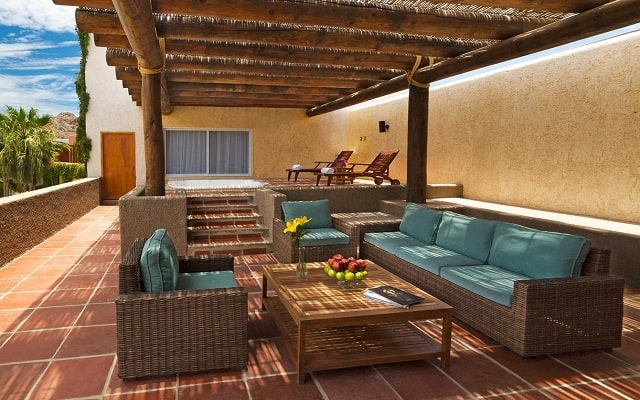 Loreto Bay Golf Resort and Spa at Baja, agradable ambiente