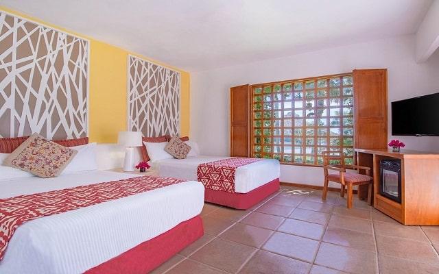 Loreto Bay Golf Resort and Spa at Baja, acogedoras habitaciones
