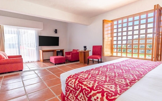 Loreto Bay Golf Resort and Spa at Baja, habitaciones bien equipadas