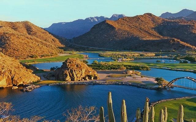 Loreto Bay Golf Resort and Spa at Baja, campo de golf