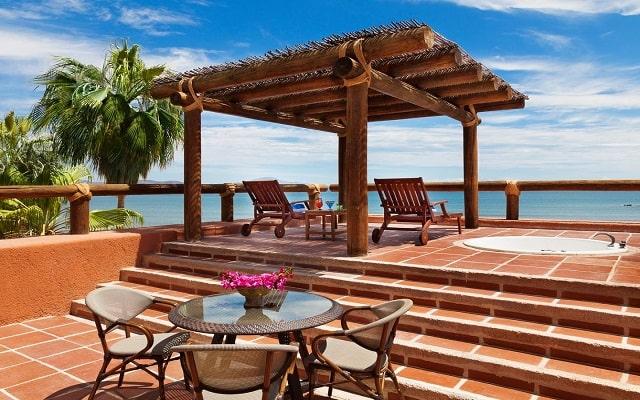 Loreto Bay Golf Resort and Spa at Baja, relájate en el jacuzzi