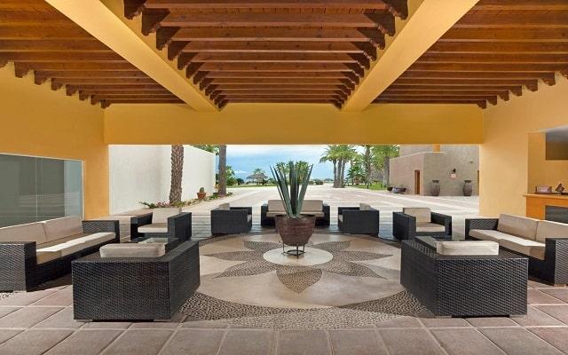 Loreto Bay Golf Resort and Spa at Baja, lobby
