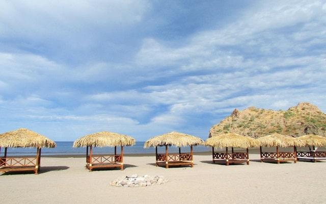 Loreto Bay Golf Resort and Spa at Baja, disfruta la playa