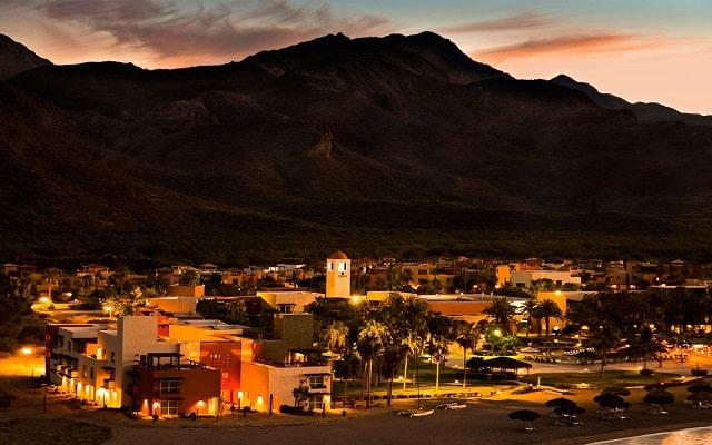 Loreto Bay Golf Resort and Spa at Baja, buen servicio