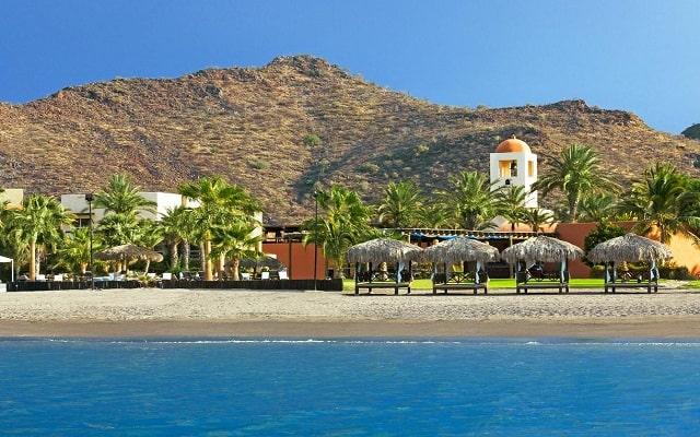 Loreto Bay Golf Resort and Spa at Baja, sitios únicos