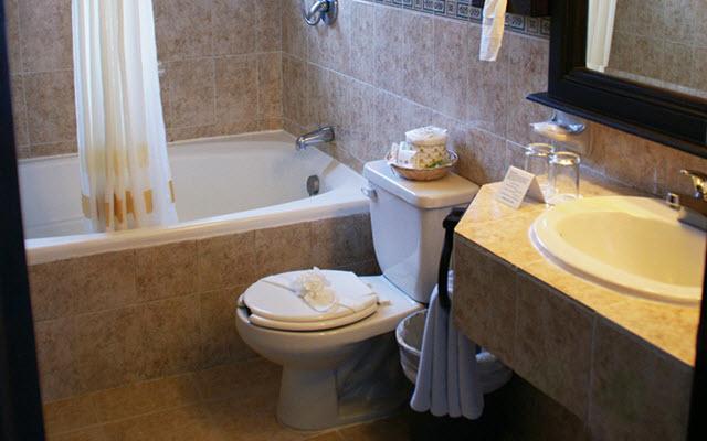 Baño propio en cada habitación