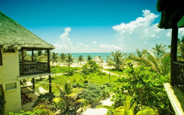 El lugar ideal para relajarte en la Riviera Maya