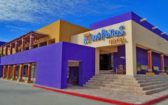 Los Patios Hotel en Cabo San Lucas