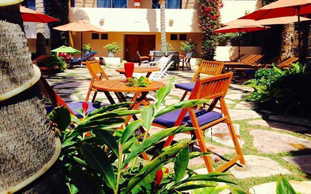 Los Patios Hotel, ambientes diseñados para tu descanso