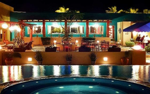 Los Patios Hotel, espacios de placer
