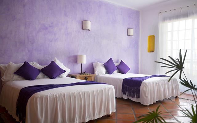 Luna Líquida Hotel Boutique, habitaciones con todas las amenidades