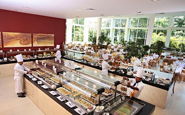 Luxury Bahía Príncipe Sian Kaan Don Pablo Collection, escenario ideal para disfrutar de los alimentos