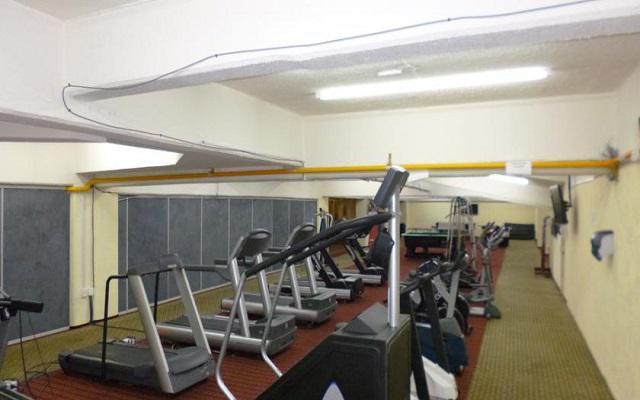 Visita las instalaciones de su gimnasio