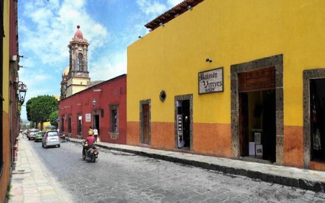 Hotel Mansión Virreyes en San Miguel de Allende