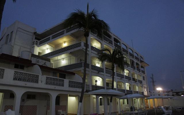 Hotel Marbella en Manzanillo