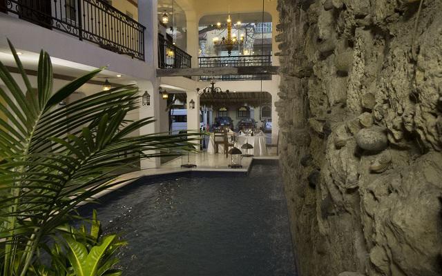 María Candelaria Hotel, disfruta de la tranquilidad en sus agradables instalaciones