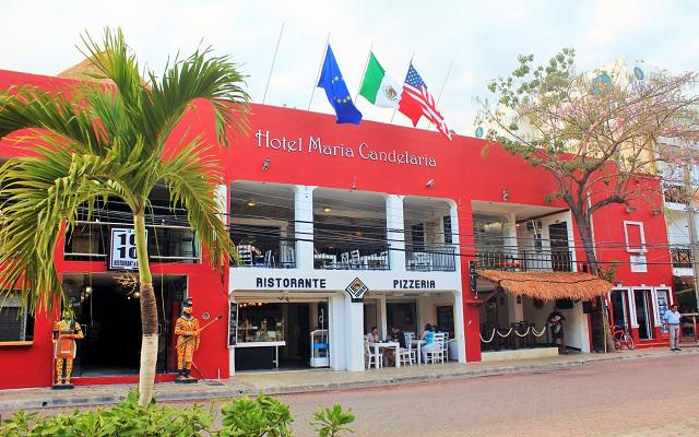 María Candelaria Hotel en Playa del Carmen