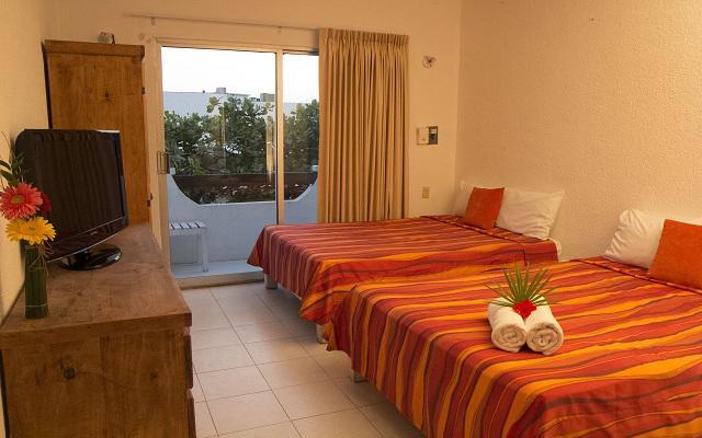 María Candelaria Hotel, habitaciones cómodas y acogedoras