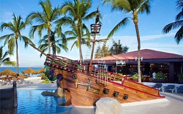 Marival Resort & Suites All Inclusive Riviera Nayarit, sitios ideales para los pequeños