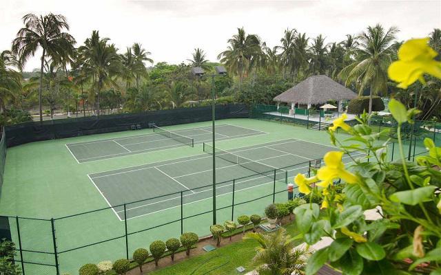 Marival Resort & Suites All Inclusive Riviera Nayarit, practica tenis si es de tu agrado