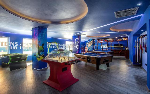 Marival Resort & Suites All Inclusive Riviera Nayarit, espacios de diversión para adolescentes