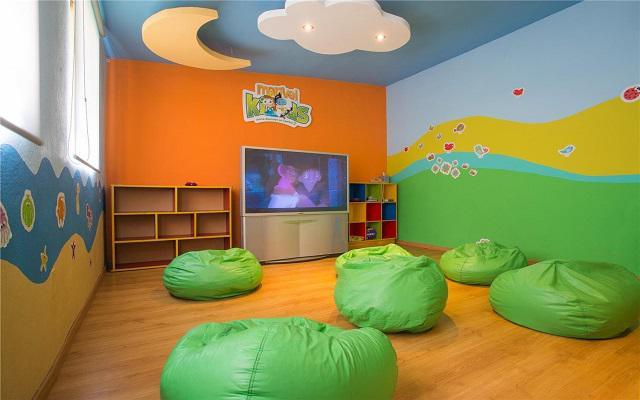 Marival Resort & Suites All Inclusive Riviera Nayarit, club de niños para que ellos también se diviertan