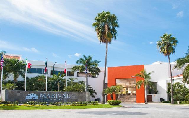 Marival Resort & Suites All Inclusive Riviera Nayarit, buena ubicación