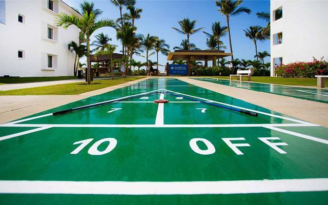 Marival Resort & Suites All Inclusive Riviera Nayarit, juegos para toda la familia