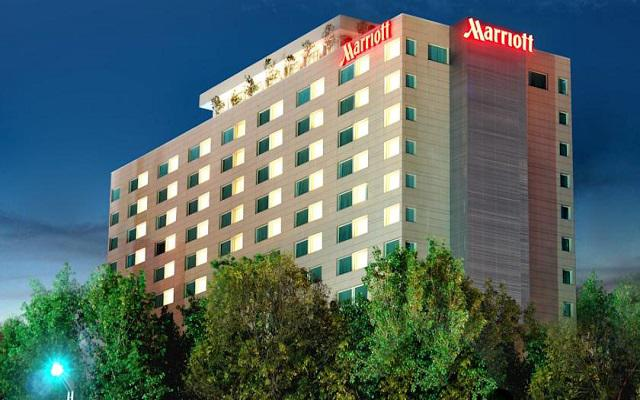 Marriott Reforma en Reforma
