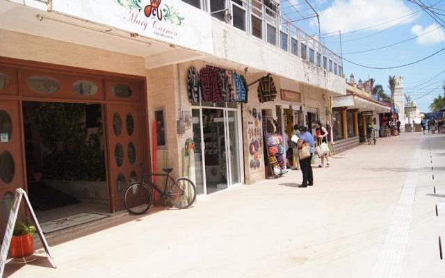 Hotel Mary Carmen en Cozumel Centro