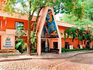 Hotel Maya Tulipanes en Palenque