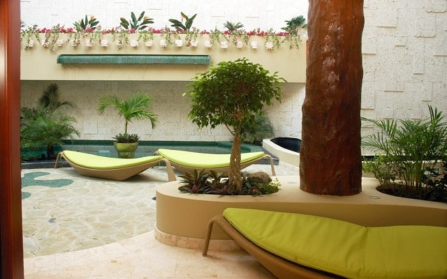 Maya Villa Condo Hotel and Beach Club, ambientes agradables