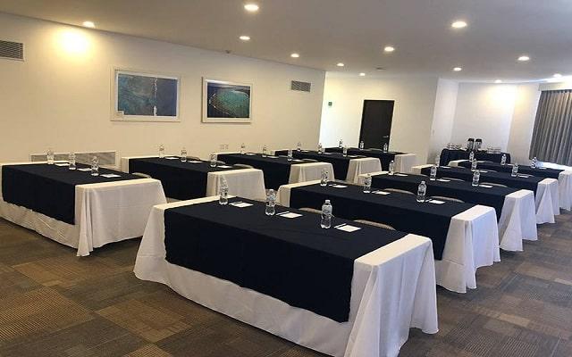 Medano Hotel and Suites, salón de eventos