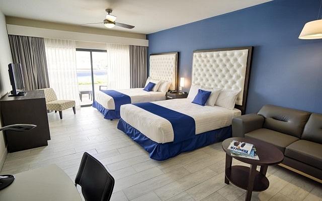 Medano Hotel and Suites, luminosas habitaciones