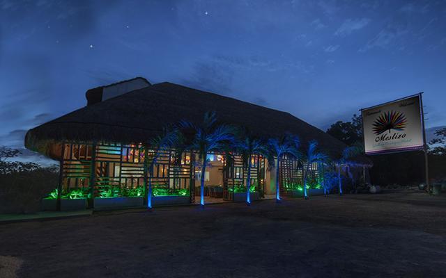 Mestizo Gallery Hotel en Tulum