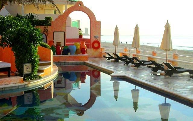 Un oasis para descansar en el caribe mexicano