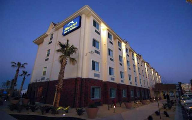 Microtel Inn and Suites by Wyndham Juarez en Ciudad Juárez Ciudad