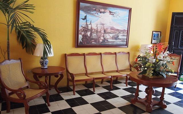 Misión Campeche América conserva su estilo colonial con un toque contemporáneo